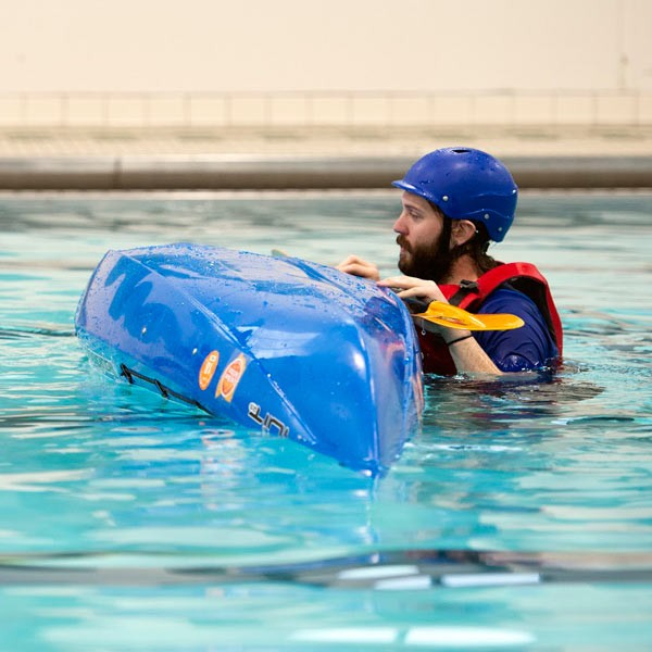 Kayak Recovery & Re-Entry Course
