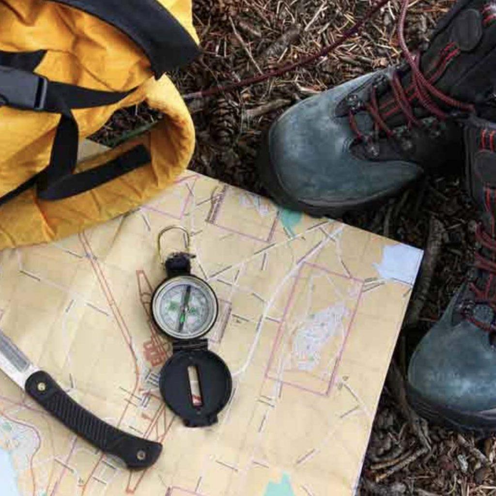 "Backpacking Basics: ""Trip Planning, Safety & Logistics"""