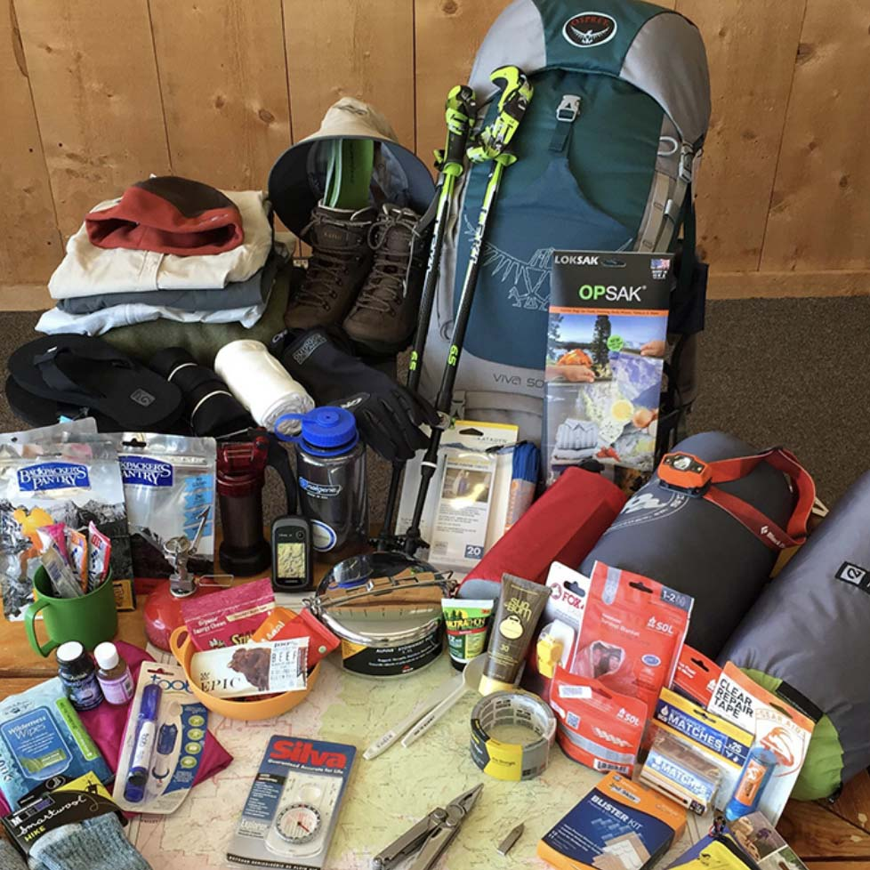 Backpacking Basics: Gear & How to Pack It