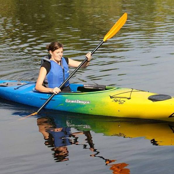ACA Quickstart Your Kayak Course