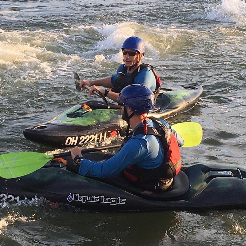 ACA L2 Essentials of River Kayaking