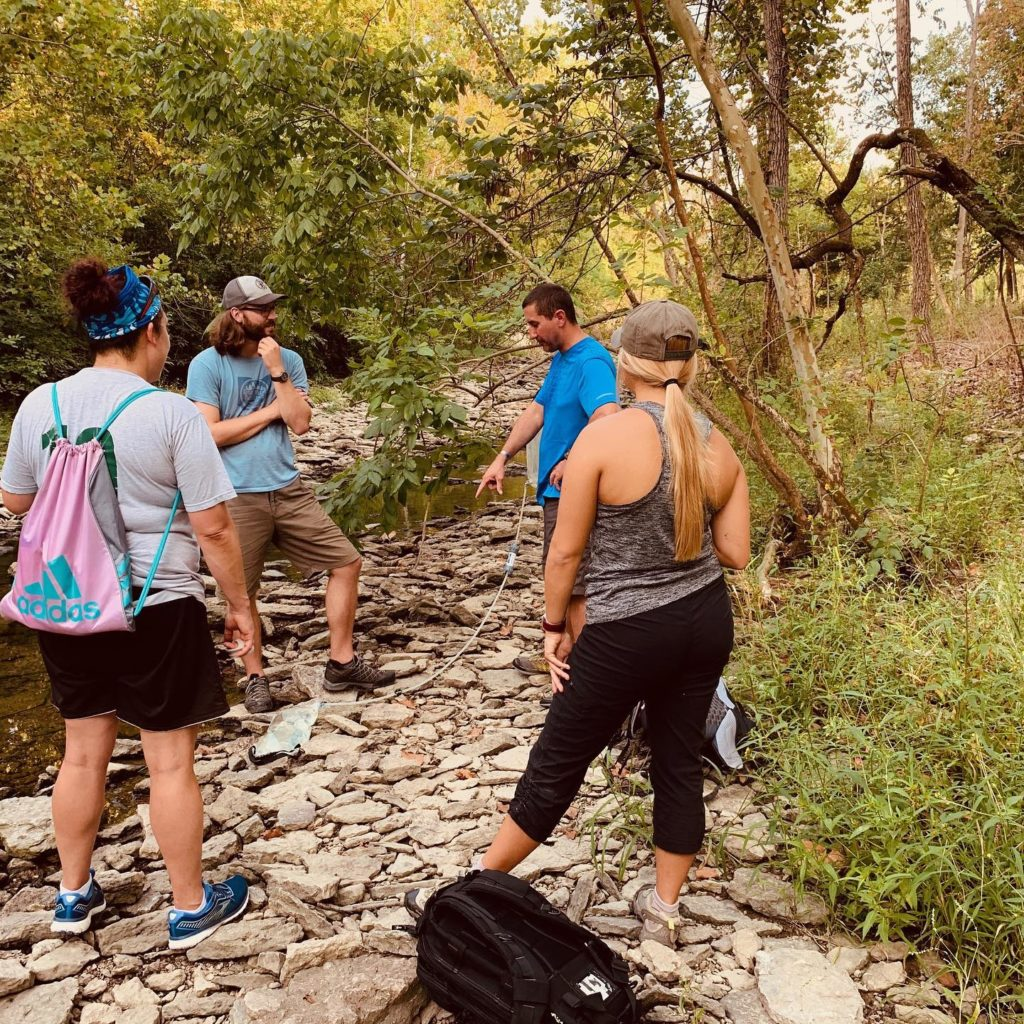 On-Trail Backpacking Skills Course